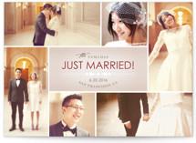 Bowtie Wedding Announcements