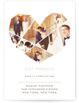 Complete Love Wedding Announcements