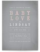 Baby Love by Rebekah Disch