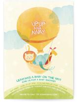 Cloud Nine Baby Shower Postcards