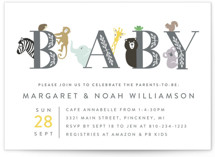 Animal Baby by Basil Design Studio
