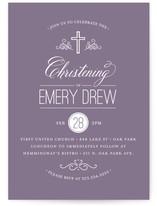 Gateway Baptism & Christening Announcements