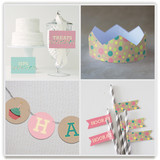 Girlie Cakes by Letterbox Hoopla