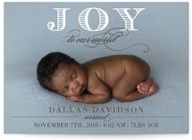 Baby Joy to Us