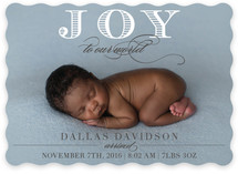 Baby Joy to Us