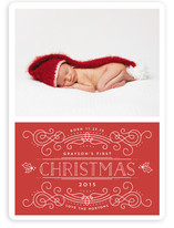 Elegant First Christmas