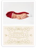 Elegant First Christmas
