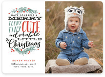 Merry Teeny Tiny Cute Adorable Little Christmas