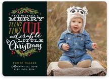 Merry Teeny Tiny Cute Adorable Little Christmas