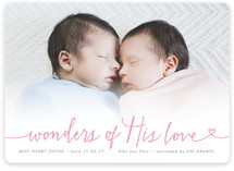 Wondrous Love