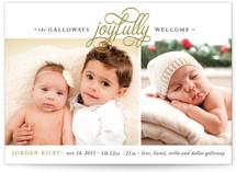 Joyful Welcome
