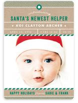 Santa's Newest Helper