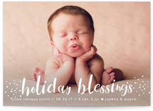 holiday blessings