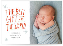 Best Gift in the World by June Letters Studio
