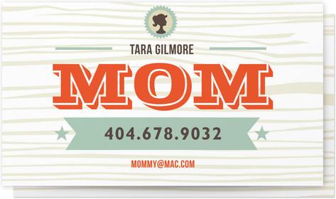 I'm A Mom Business Cards