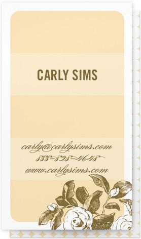 stem striate Business Cards