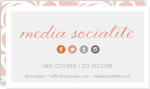Media Socialite by That Girl Studio