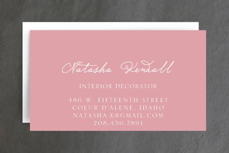 Matroshkas Business Cards