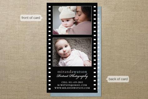 Tripod Business Cards