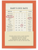 Baby's Due Date