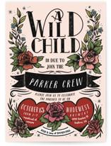 Wild Child by Shiny Penny Studio