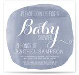 Simply Baby Baby Shower Invitations
