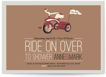 Ride On Over