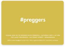 Hashtag Preggers