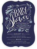 Esprit Baby Shower Invitations