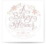 A Baby Shower