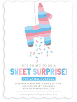 Pinata Gender Reveal