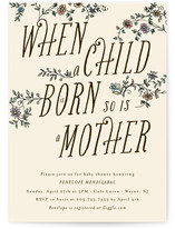 A Mother's Birth