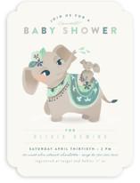 Sweet Elephant Shower