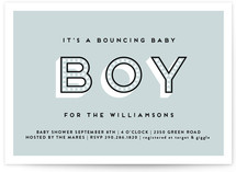 Bouncing Baby Boy by ashley hegarty