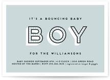 Bouncing Baby Boy