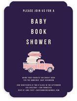 Baby Book Shower Baby Shower Invitations