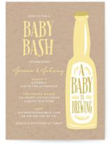 Brewing baby love