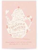 Sip & See Bridal Shower Invitations