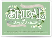 Shower Blossoms
