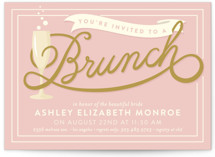 Bubbly Brunch by GeekInk Design