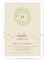 A Bride Wreath