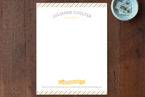 Cheerful Business Stationery