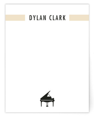 Classical Composition Business Stationery Cards