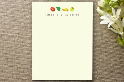 All the Right Ingredients Business Stationery