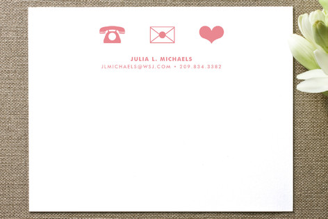 Icons Business Stationery
