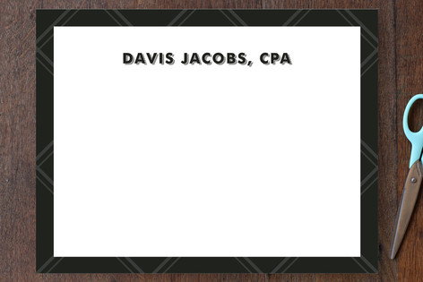 The Accountant Business Stationery