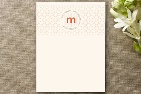 Vintage Treatment Business Stationery