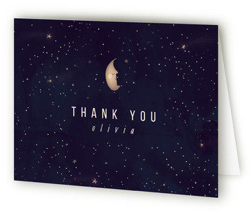 Sweet Dreams Birth Announcements Thank You Cards
