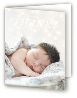 Classic Introduction Birth Announcements Thank You Cards