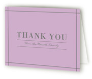 Delicate Frames Birth Announcements Thank You Cards